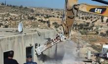 الاحتلال يهدم مزرعة بالعيساوية ويعتقل ثلاثة مقدسيين