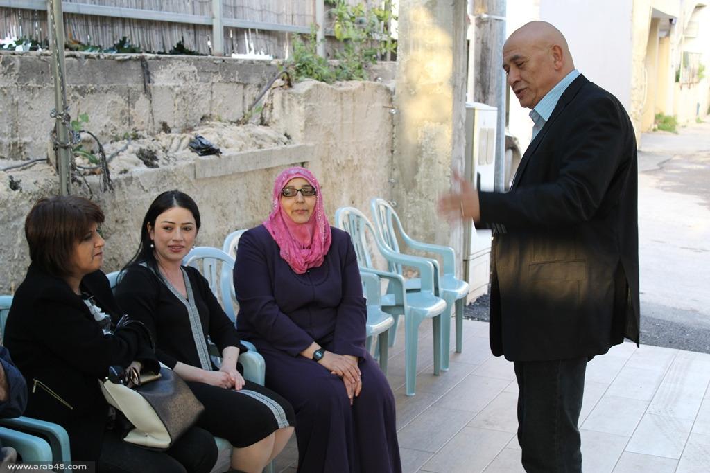 غطاس يدعو لتوحيد نشاطات التضامن مع الأسرى بالداخل