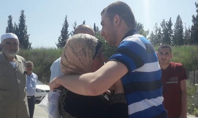 إطلاق سراح المعتقل الإداري محمد إبراهيم من كابول