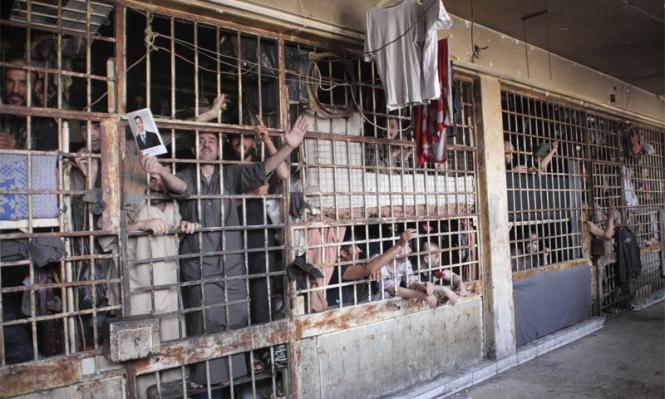 إطلاق سراح 500 معتقل من سجون النظام السوري