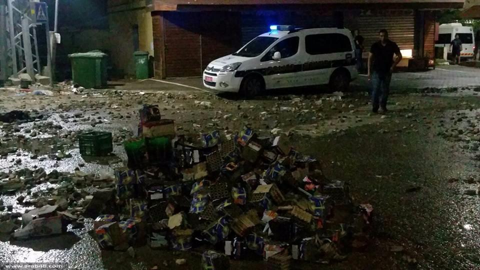 كفرمندا: إصابات في شجار عنيف