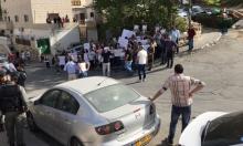 الاحتلال يقمع مسيرة داعمة لإضراب الأسرى في القدس