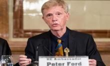 التلغراف: سفير بريطاني سابق يعمل لصالح الأسد