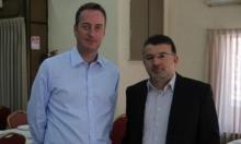 النائب يوسف جبارين يُطلع سفير بريطانيا على إضراب الأسرى ومطالبهم