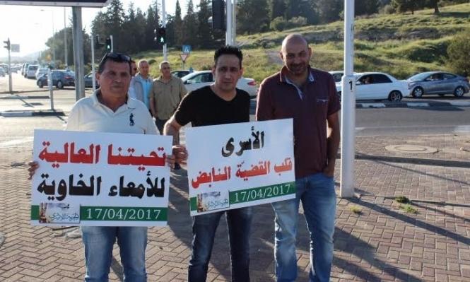 سجون الاحتلال تمنع المحامين من مقابلة الأسرى المضربين