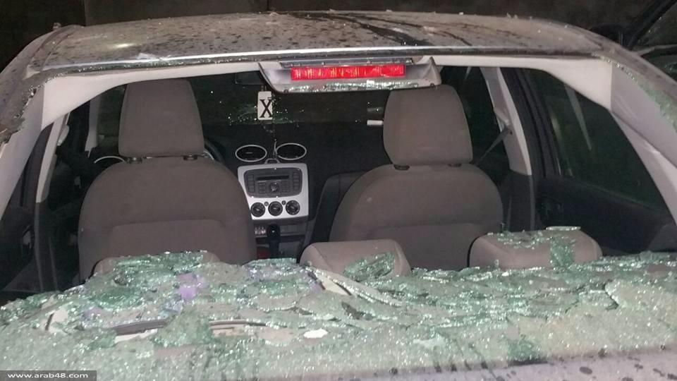 كفر مندا: اعتقال 23 مشتبهًا وضبط حجارة ومفرقعات