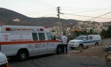 طمرة: إصابة خطيرة لرضيع جراء تعرضه للدهس بساحة منزله