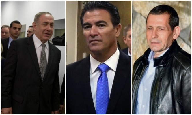 قادة الأجهزة الأمنية الإسرائيلية في مواجهة نتنياهو