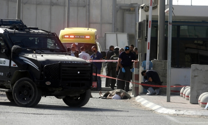 قلنديا: اعتقال فلسطينية بادعاء محاولة تنفيذ عملية طعن