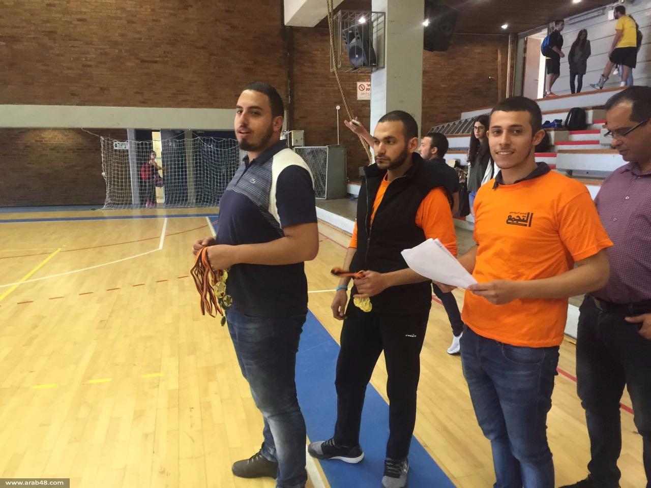 جامعة حيفا: دوري كرة قدم يبعث رسالة دعم للحركة الأسيرة