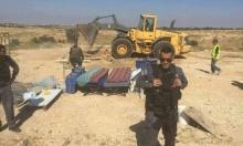 النقب: إسرائيل تهدم قرية العراقيب للمرة 112