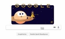 """""""جوجل"""" يحتفي بالمركبة الفضائية """"كاسيني"""""""