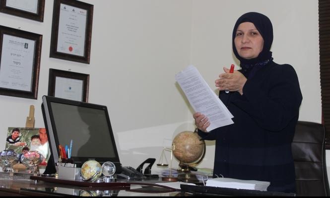الحركة الإسلامية تبارك تعيين قاضية بالمحكمة الشرعية