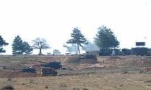 جيش الاحتلال يقصف موقعا في جنوب قطاع غزة