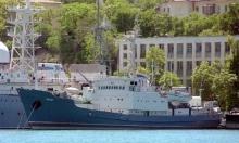خفر السواحل التركي ينقذ عسكريين روس بعد اصطدام سفينتين