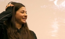 السورية يسرى مارديني أصغر سفيرة للنوايا الحسنة للأمم المتحدة