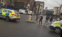 إصابة امرأة واعتقال 6 بمداهمات لبيوت بلندن