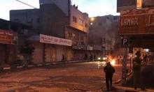 الخليل: إصابة طفل واختطاف مستعربين لخمسة شبان
