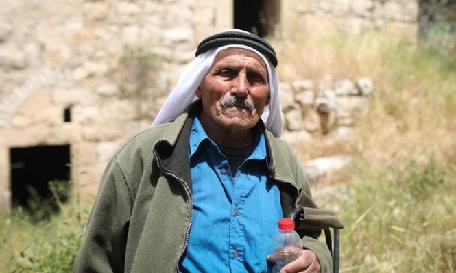 أبو خالد في لِفتا... أن تزور بلدك بعد 69 عاما من التهجير القسري