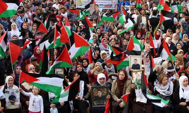 إضراب الأسرى يدخل يومه الـ12 وسط حراك شعبي