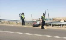 إصابة بالغة لسائق دراجة نارية من كابول بحادث طرق