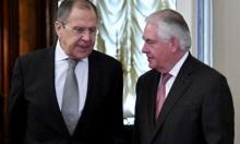 لافروف يتحدث عن استعداد للتعاون مع واشنطن بشأن سورية