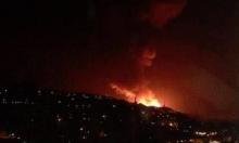 قصف مقرات عسكرية للنظام السوري بالقنيطرة