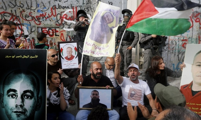 لجنة مساندة إضراب الأسرى تدعو للمساندة والتصعيد