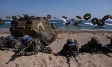 كوريا الجنوبية وأميركا تجريان مناورة عسكرية ببحر اليابان