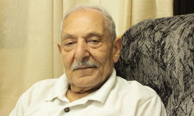 """مباركي يروي لـ""""عرب 48"""" ذكريات النكبة في النهر والكابري"""