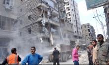 سورية: قتلى مدنيون بغارات النظام على حلب ودرعا
