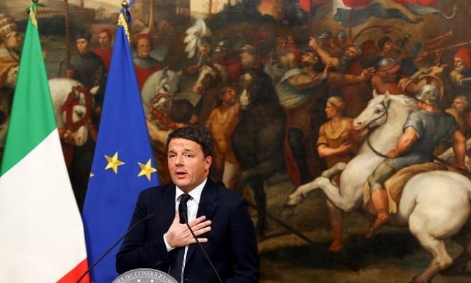 إعادة انتخاب رينزي رئيسا للحزب الحاكم بإيطاليا