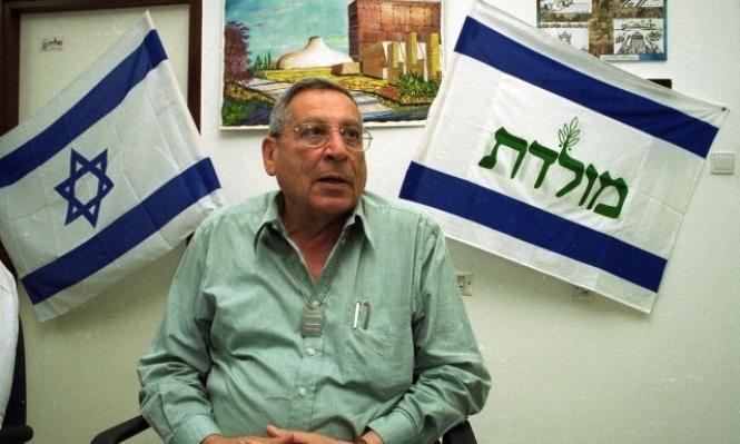 إسرائيل ترصد 43 مليون شاقل لتخليد داعية الترانسفير زئيفي