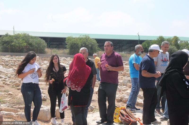 ترسيخا لحق العودة: زيارات إلى قريتي البروة وميعار