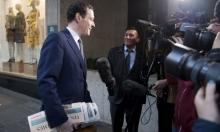 وزير مالية بريطاني يتحول لرئيس تحرير صحيفة يومية