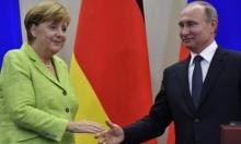 بوتين يدعو لتثبيت وقف إطلاق النار في سورية قبل المفاوضات