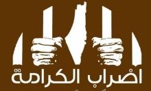 انضمام مئات الأسرى لإضراب الكرامة بيومه الـ16
