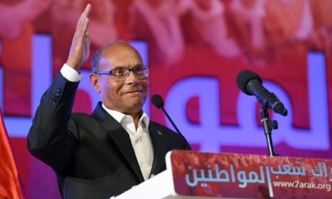 """انتخاب المرزوقي رئيسا لحزبه الجديد""""حراك تونس الإرادة"""""""