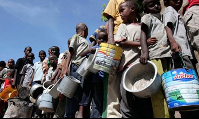 الصومال: أكثر من مليون طفل مهددون بخطر الموت جوعا