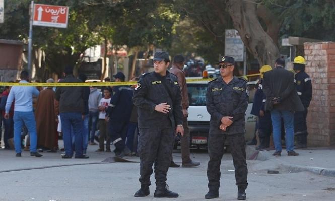 مقتل 3 رجال شرطة بهجوم مسلح بالقاهرة