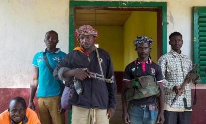 مقتل عشرات المدنيين في جمهورية أفريقيا الوسطى