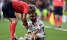إصابة كارفاخال تثير قلق ريال مدريد