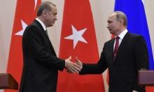 لقاء بوتين وإردوغان: مناطق آمنة وحل سياسي