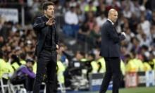 سيميوني يعرب عن أمله بالعودة أمام ريال مدريد