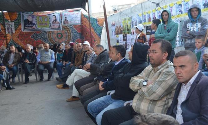 اليوم: النظر في التماس المحامين لزيارة الأسرى المضربين