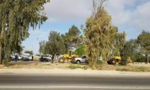 النقب: هدم منزل في قرية تل السبع