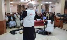 """""""أطباء بلا حدود"""" تقيم فعاليات للصحة النفسية المجتمعية في قرية بيت أولا"""