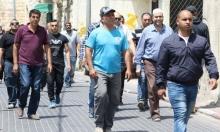 عارة: تشييع ضحية حادث الطرق تيسير أبو زرقا