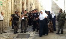 في نيسان... الاحتلال يعتقل 222 مقدسيا ويبعد 60 عن الأقصى