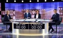 المناظرة الرئاسية الفرنسية: عنف ومشادات وأقل عدد مشاهدات